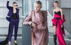 Dizainerė A. Skrickienė pristatė kolekciją energingoms, savimi pasitikinčioms moterims