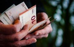 Опрос: какую часть доходов жители Литвы тратят на питание