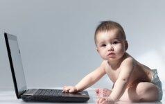 Vaikas ir kompiuteris: žinodami TAI, turėtumėte ne juokais sunerimti