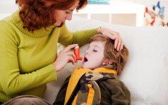 Ką svarbu žinoti apie bronchinę astmą
