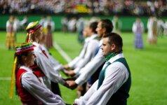 Исследование: литовские мужчины не могут похвастаться ростом