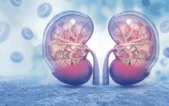 6 organizmo siunčiami signalai, kad jūsų inkstai kenčia