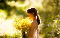 Kaip švęsti Žolinės šventę su vaikais?