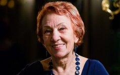 Janina Radvilė: senatvė – ne amžius, o savijauta, kai nebesinori ko nors keisti