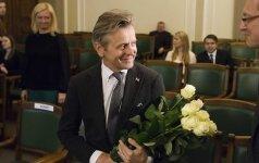 Михаил Барышников получил гражданство Латвии за особые заслуги