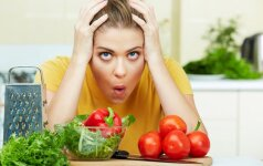 Kodėl vegetarai gyvena trumpiau nei mesėdžiai