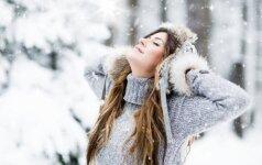 """Ideali """"L'Occitane"""" veido odos apsauga žiemą! KONKURSAS"""