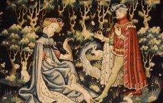 Lietuvos istorijoje mažai žinoma, bet nepaprastai dramatiška meilės istorija