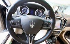 Maserati Ghibli: смелый вызов Audi, BMW и Mercedes