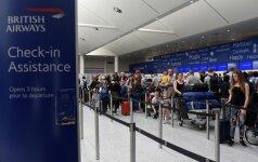 British Airways вернулась к привычному расписанию после сбоя