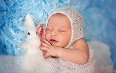 Neringa: be galo sunkus nėštumas ir neįtikėtinai lengvas gimdymas