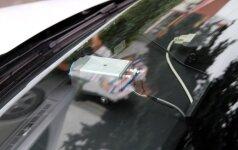 Kauno policija pristatė naują greičio matuoklį
