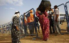 В Литву прибыло ещё 14 беженцев из Сирии