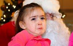 """""""Pypliukas"""": ar teisingai tėvai elgiasi šantažuodami vaikus Kalėdų seneliu?"""