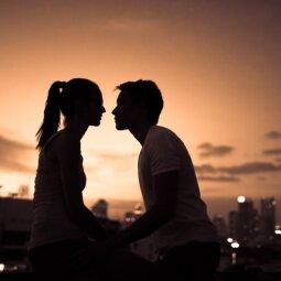 Daugybė faktų apie bučinius, kurie paskatins parodyti šilumą