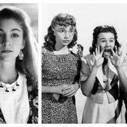 Paauglių mados istorija: praeities ir dabartinio stiliaus skirtumai - kardinalūs (FOTO)