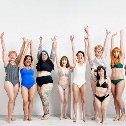 Pirmą kartą 10 įvairių figūrų tipų lietuvaičių su bikiniais stojo prieš kamerą - žinutė ypatinga (FOTO)