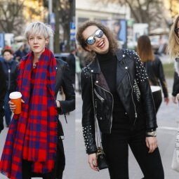 Pavasario mada: gatvėse - stilingų jaunų vilniečių antplūdis (FOTO)