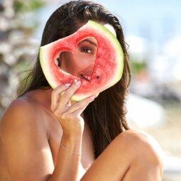5 idėjos vasaros desertams su gardžiuoju arbūzu