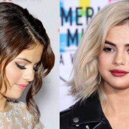 Šukuoseną pakeitusi Selena Gomez sugrąžino užmirštą madą: dabar ja seka milijonai (FOTO)