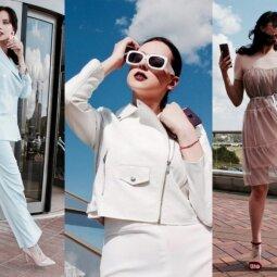 3 nuostabūs deriniai išleistuvėms: pataria stilistė V. Šaulytė (FOTO)