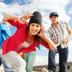 Atsakyk į klausimą apie hip hopą ir laimėk 6 bilietus į puikų šokių renginį!