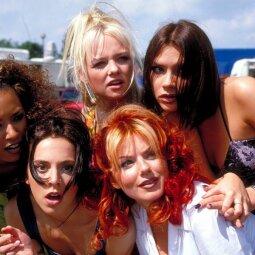"""""""Spice girls"""" merginos po 21 - erių"""