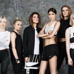 4 garsios Lietuvos merginos pristatė NIKE pavasario kolekciją ir išdavė sportinio stiliaus paslaptis (FOTO)