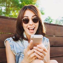 """""""Snapchat"""" galas? Kita populiari mobili platforma glemžiasi pozicijas"""