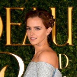 Emma Watson pagaliau atsakė, kodėl viena ypatinga tema ji niekuomet nešneka (FOTO)