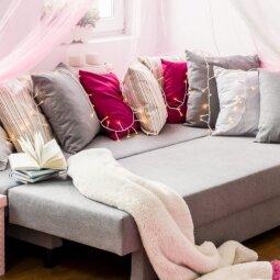 Susikurk svajonių kambarį: tau pagelbės spalvų aprašymai