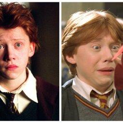 """Ankstyvoje jaunystėje buvo dailesnis? """"Hario Poterio"""" aktorius, teigiama, prarado žavesį (FOTO)"""