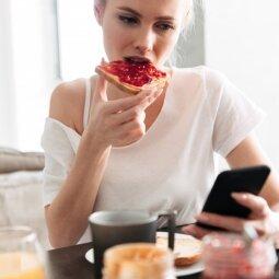 Mitybos specialistė neigia mitus: norintiems sulieknėti valgyti duoną galima