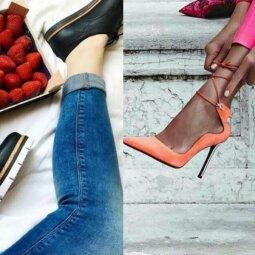 3 žingsniai, kaip išsaugoti mėgstamiausių batelių grožį