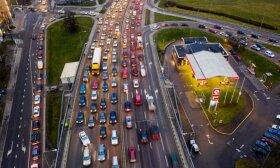 Кое в чем Вильнюс обошел немецкие города: Шимашюс говорит о движении дронов