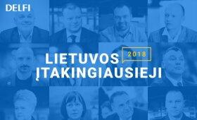 Lietuvos įtakingiausi