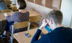 Pasiruošimas matematikos valstybinio brandos egzamino laikymui