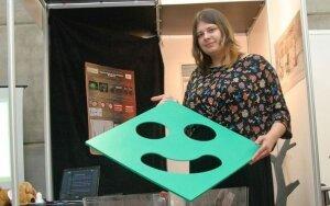 Studentės: namų atliekas galima rūšiuoti stilingai