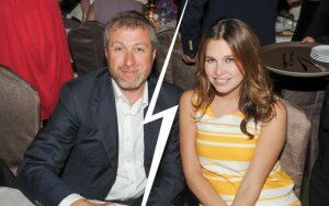 Roman Abramovich ir Dasha Zhukova