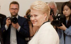 Литва выбрала Грибаускайте, Бальчитис признал поражение