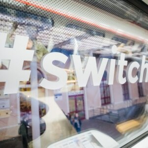 Kaunas dienai tapo technologijų ekspertų ir inovacijų entuziastų centru – prasidėjo #SWITCH!