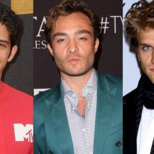 10 karščiausių serialų aktorių: išrink dailiausią! (FOTO)