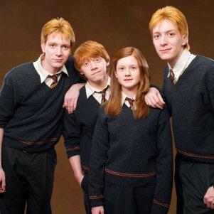 """Vienas iš """"Hario Poterių"""" veikėjų pasikeitė neatpažįstamai (FOTO)"""