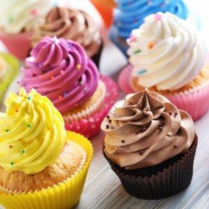 5 lengvai paruošiamų keksiukų receptai (FOTO)