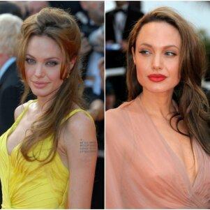 Grožio pamokos, kurių reikėtų pasimokyti iš Angelinos Jolie (FOTO)