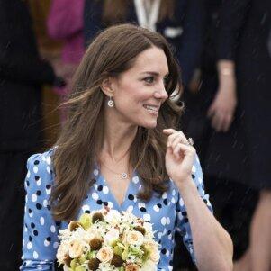 Kol visų akys nukreiptos į Angeliną Jolie, Kate Middleton lieknėja toliau (FOTO)