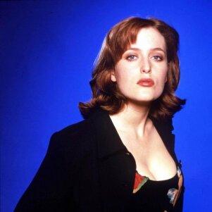 """Pažvelk, kaip pasikeitė žavingoji """"X failų"""" aktorė (FOTO)"""