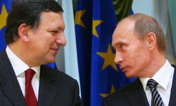 Кремль готов обнародовать разговор Путина и Баррозу
