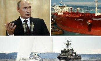 Лукас. Что объединяет поломку корабля в водах Швеции, поломку поезда под Каунасом и шпионов в Польше?