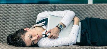 Pervargimo požymiai – kada privalome sustoti ir atsigręžti į save